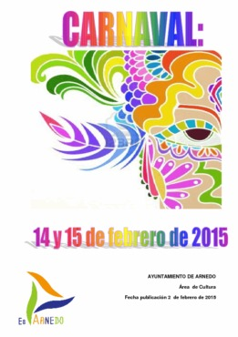 Progrma de Carnaval 2015.