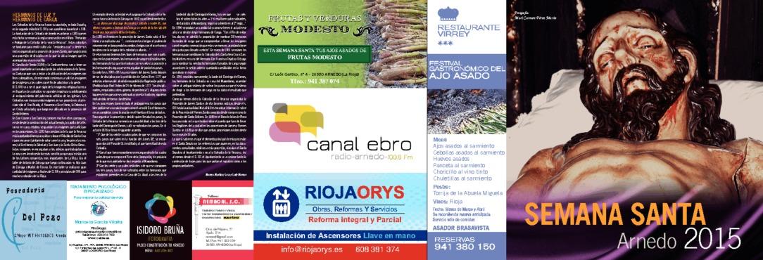 Programa Semana Santa 2015