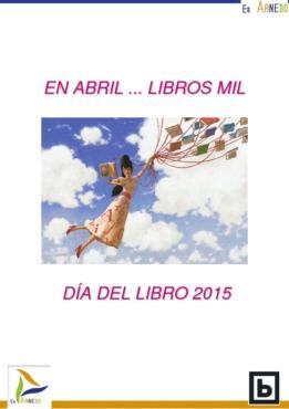 En abril, libros mil. Día del libro 2015