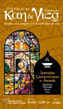 XVII Mercado de Kan de Vico y Jornadas Gastronómicas de Arnedo