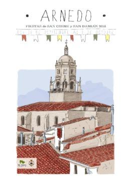 Programa Fiestas San Cosme y San Damián 2015