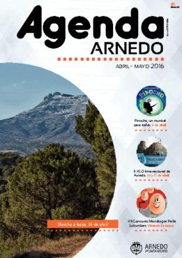 AGENDA MUNICIPAL de Actividades. Abril-Mayo 2016