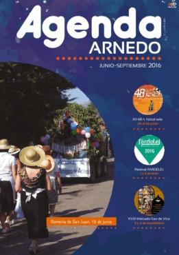 Agenda Municipal. Junio a Septiembre 2016