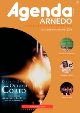 Agenda Municipal Octubre y Noviembre
