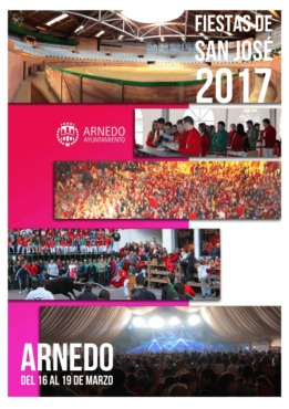 Programa de Fiestas de San José 2017