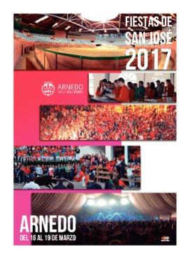 Agenda Municipal. Marzo y programa de San José 2017