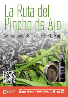 Ruta del Pincho de Ajo 2017