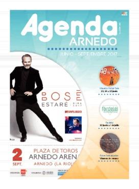 Agenda Municipal. Verano 2017. Junio-Septiembre