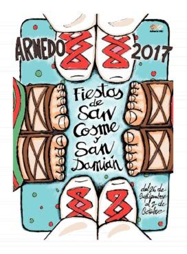 Programa Fiestas San Cosme y San Damián 2017