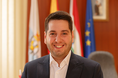 Foto Javier García Ibañez - Alcalde de Arnedo